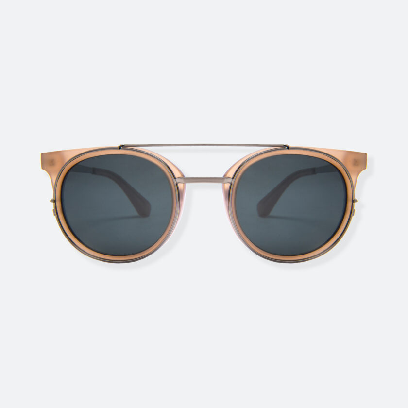 OhMart People By People - Brow Bar Sunglasses ( Refreshed - Light Brown ) 1