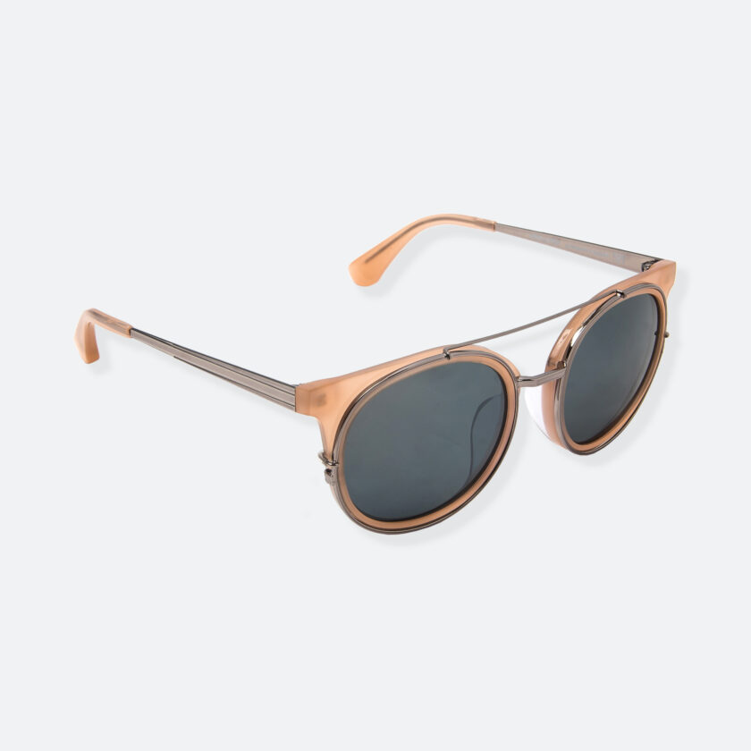 OhMart People By People - Brow Bar Sunglasses ( Refreshed - Light Brown ) 2