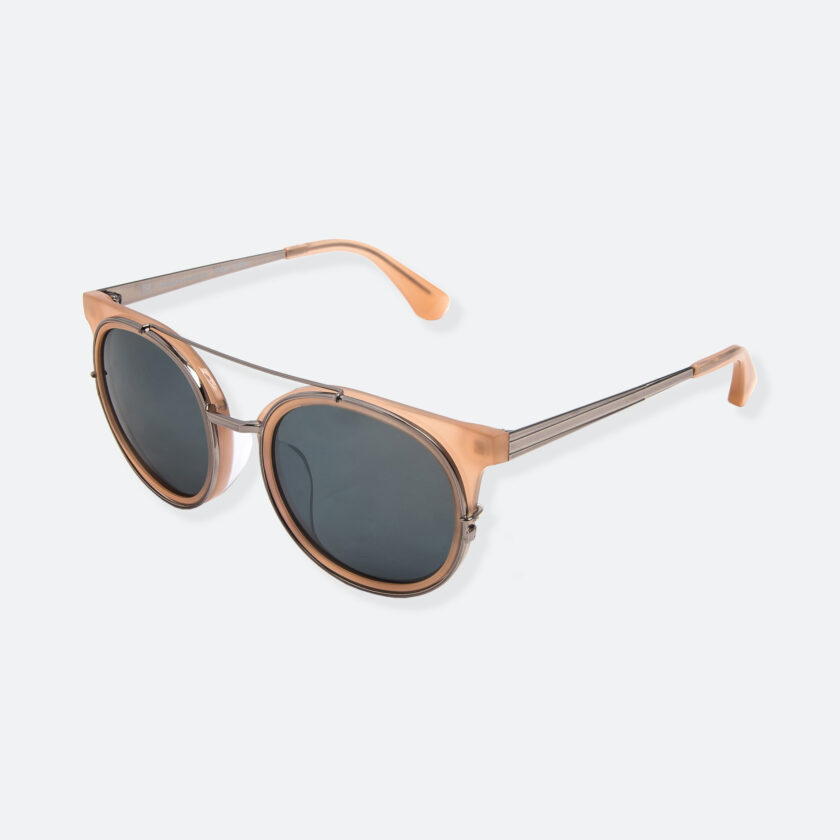OhMart People By People - Brow Bar Sunglasses ( Refreshed - Light Brown ) 3