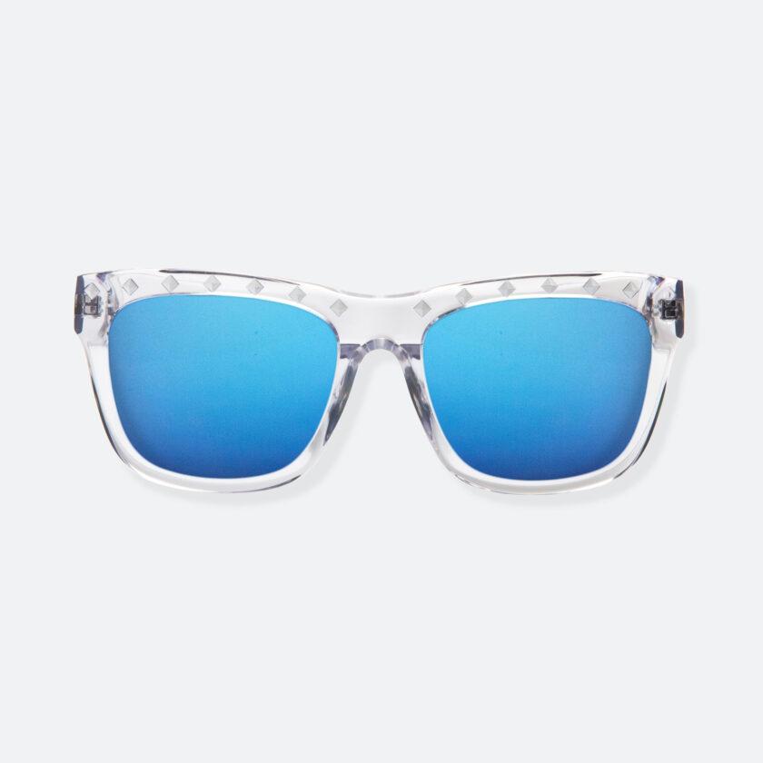 OhMart People By People - Wayfarer Sunglasses ( Content - Blue ) 1