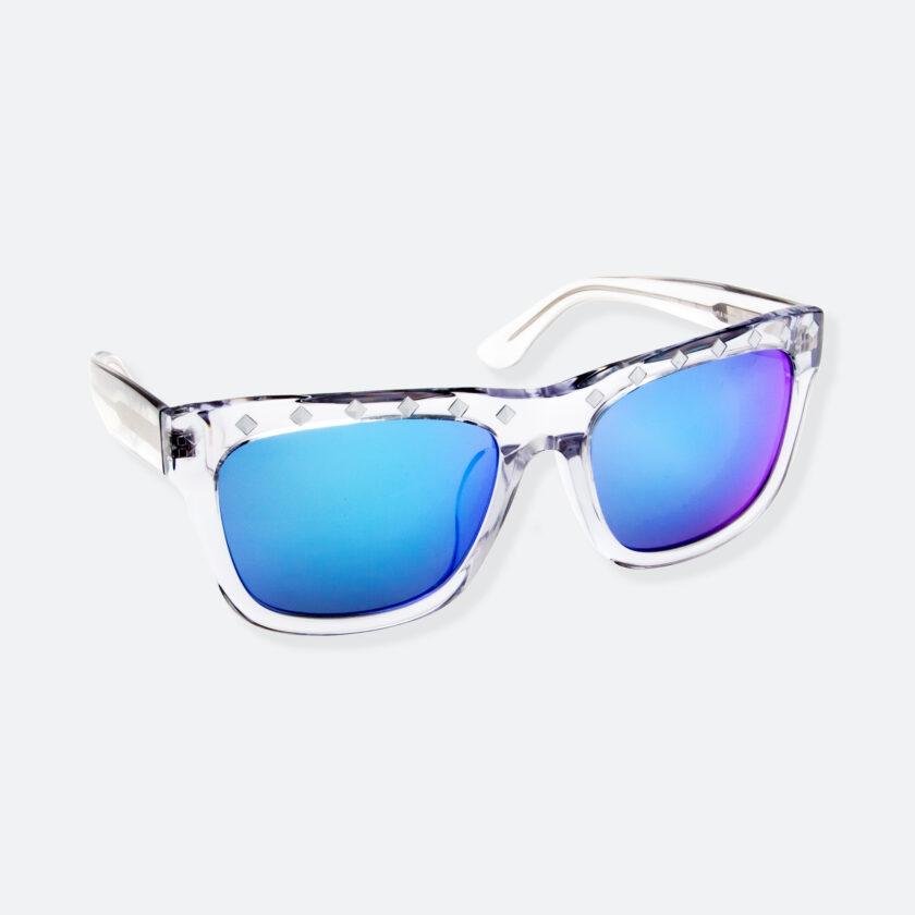 OhMart People By People - Wayfarer Sunglasses ( Content - Blue ) 2