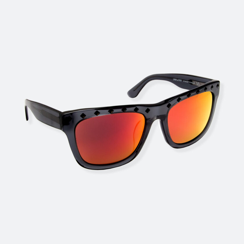 OhMart People By People - Wayfarer Sunglasses ( Content - Red ) 2