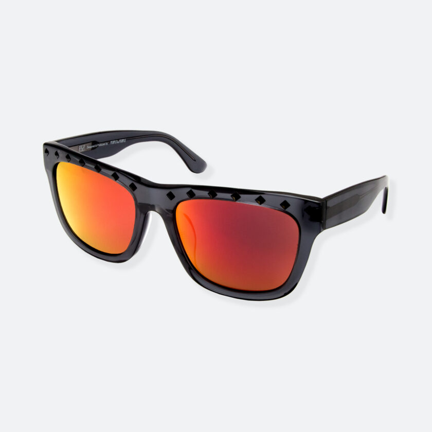 OhMart People By People - Wayfarer Sunglasses ( Content - Red ) 3