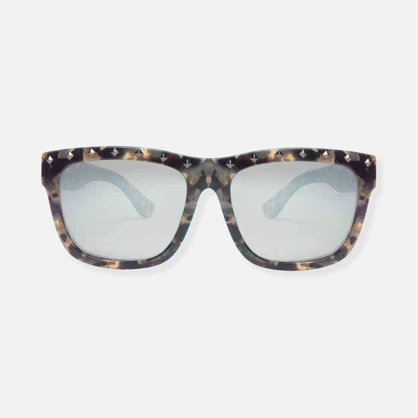 OhMart People By People - Wayfarer Sunglasses ( Content - Camouflage Green ) 1