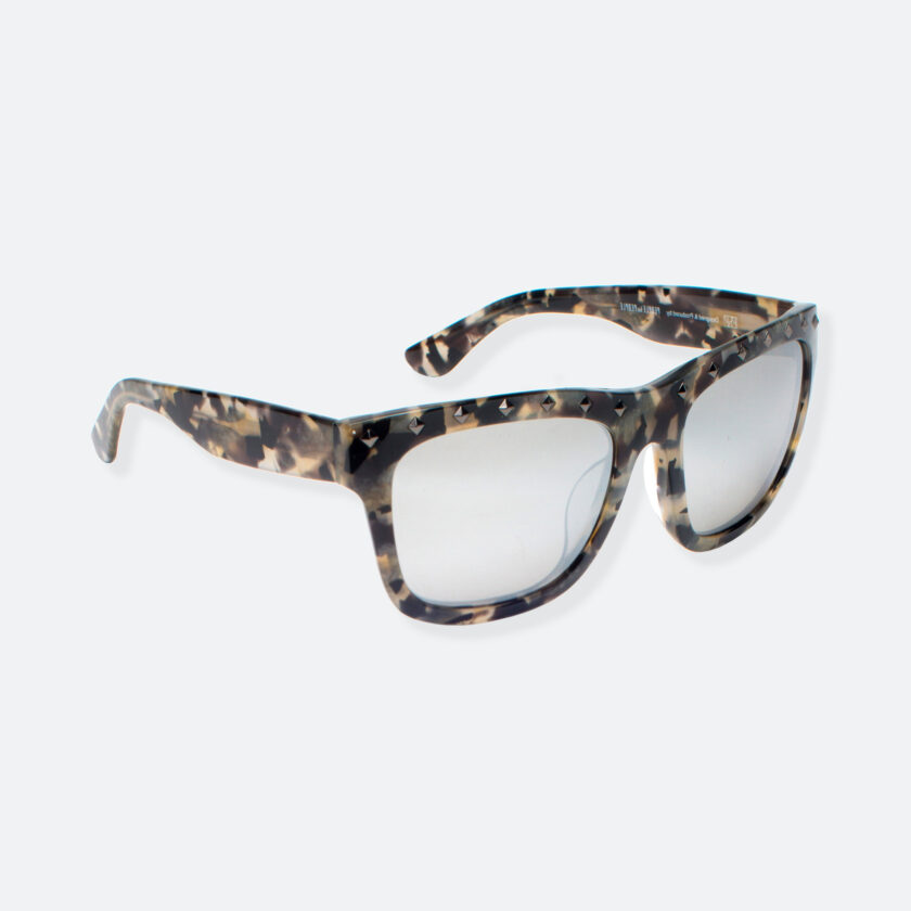 OhMart People By People - Wayfarer Sunglasses ( Content - Camouflage Green ) 2