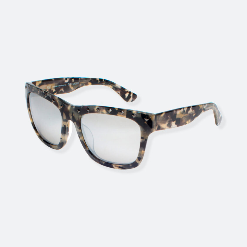 OhMart People By People - Wayfarer Sunglasses ( Content - Camouflage Green ) 3