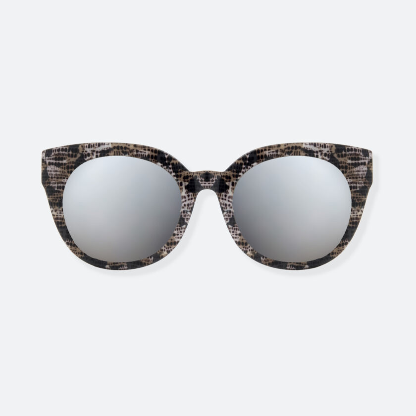 OhMart People By People - Cat Eyes Shape Acetate Frame Sunglasses ( Bravery - Gray ) 1