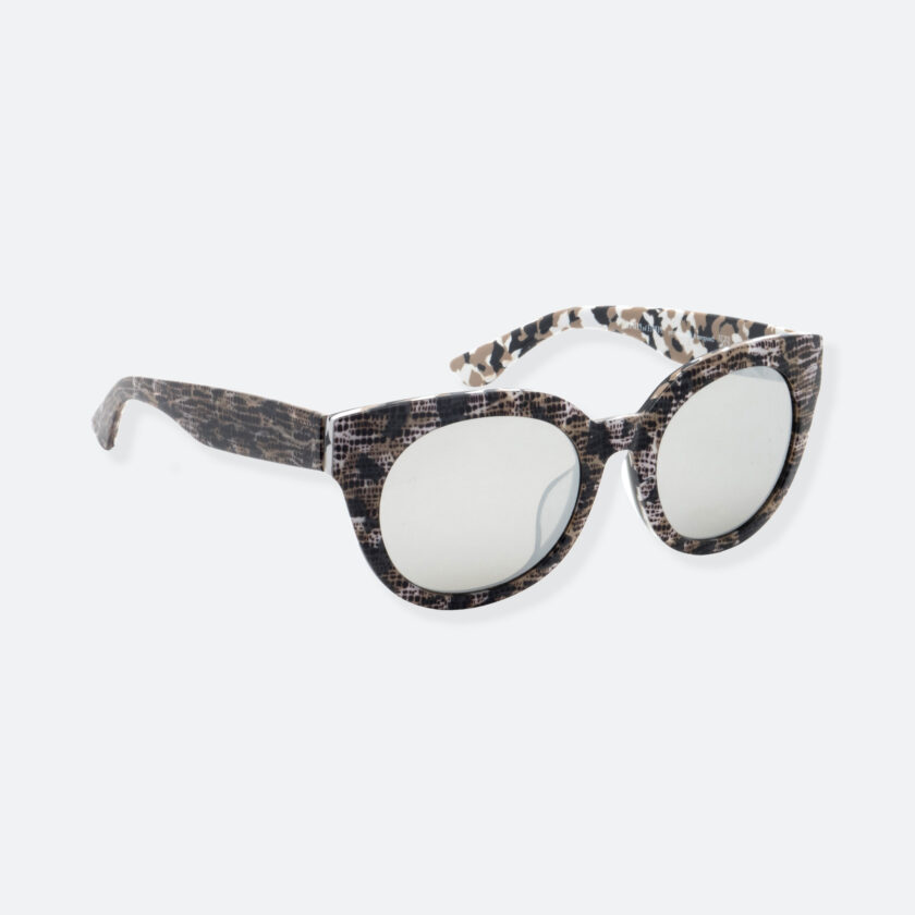 OhMart People By People - Cat Eyes Shape Acetate Frame Sunglasses ( Bravery - Gray ) 2
