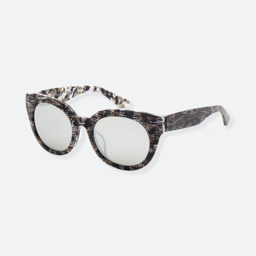 OhMart People By People - Cat Eyes Shape Acetate Frame Sunglasses ( Bravery - Gray ) 3