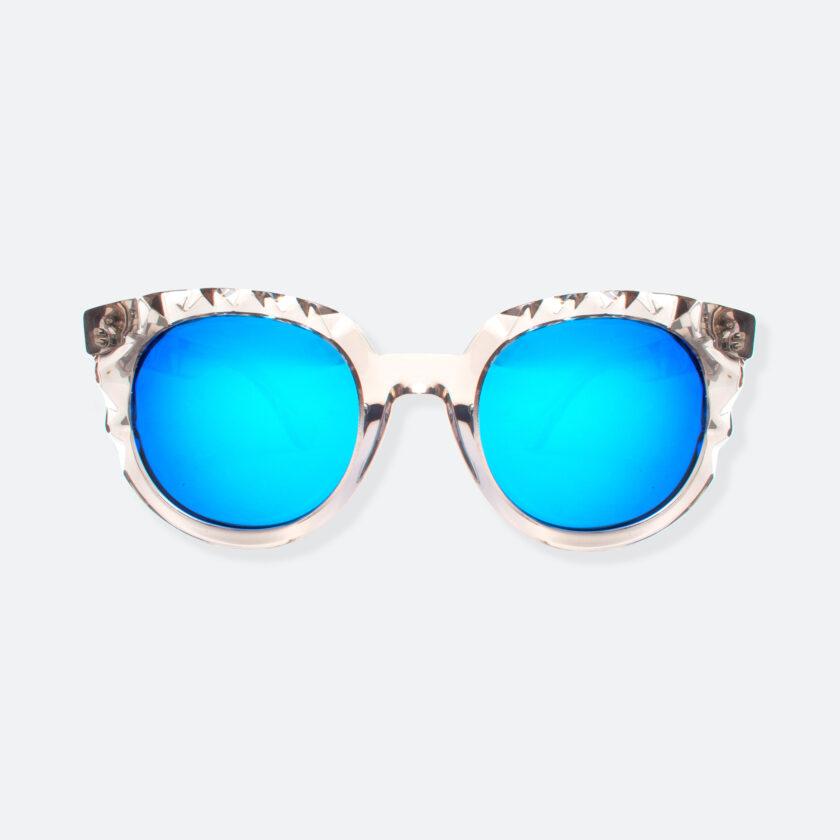 OhMart People By People - Wayfarer Acetate Sunglasses ( Diamond - Transparent ) 1