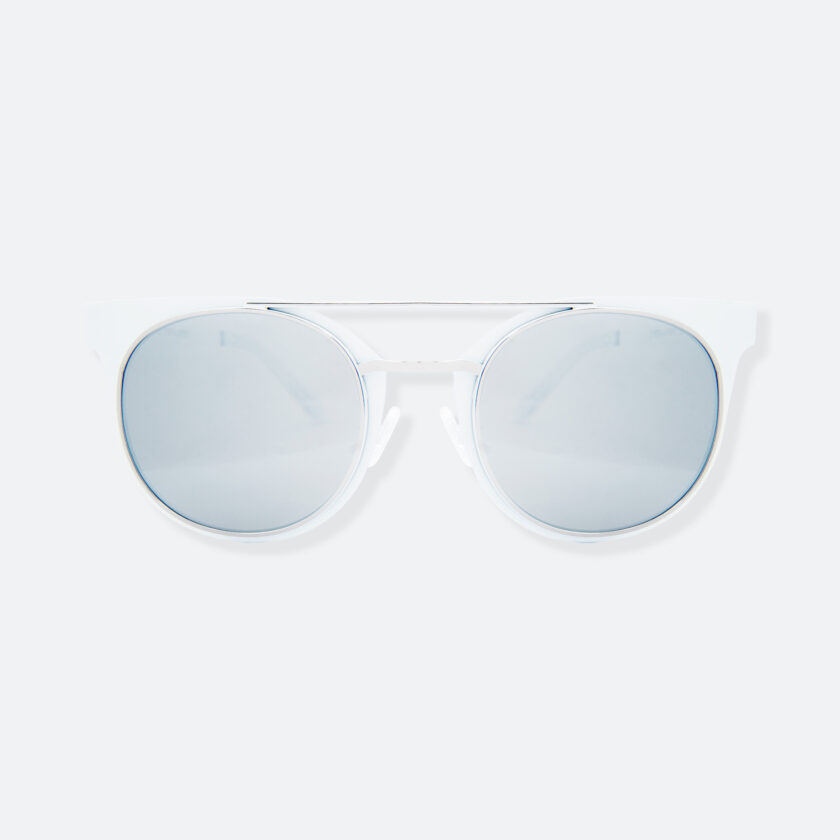 OhMart People By People - Brow Bar Sunglasses ( S029 - White ) 1