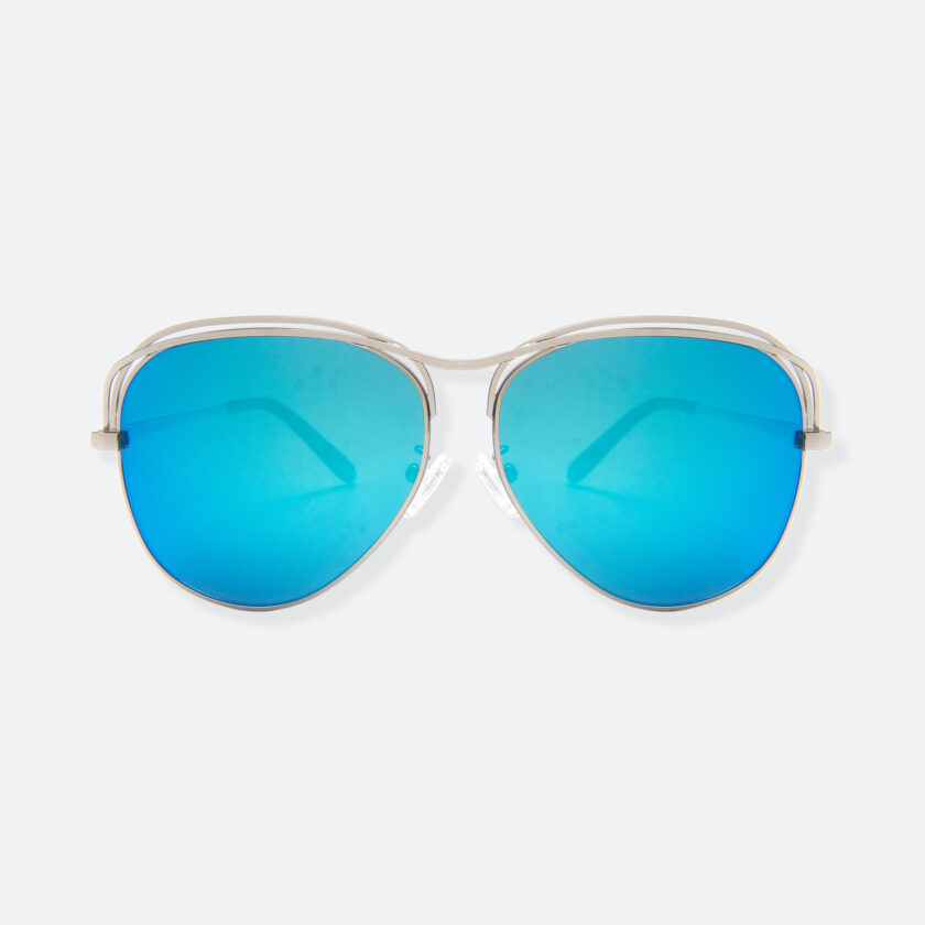 OhMart People By People - Aviator Sunglasses ( S030 - Blue ) 1