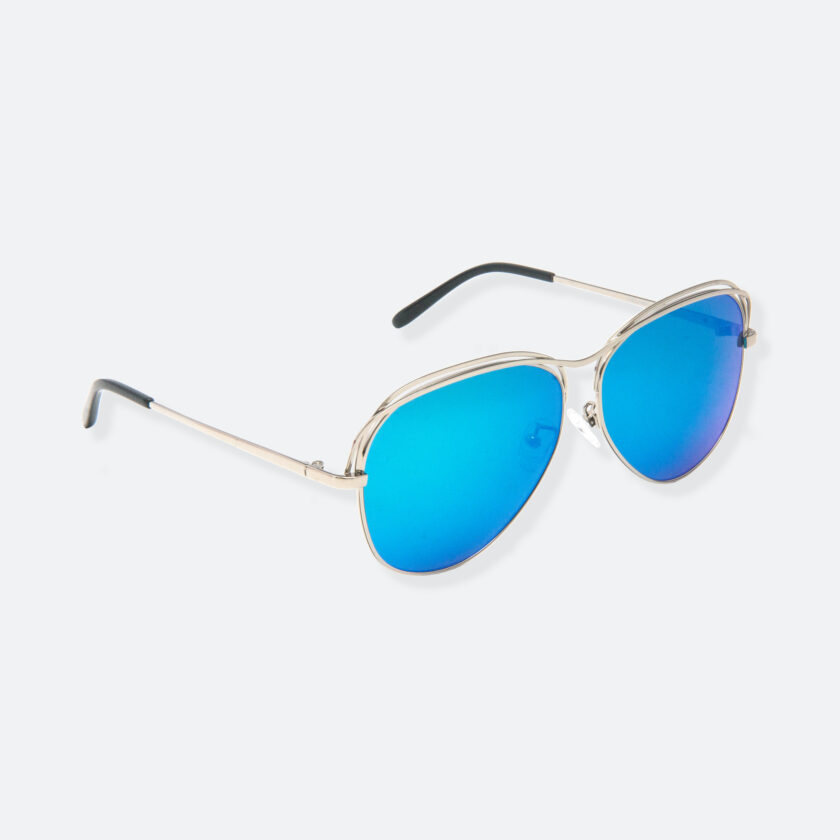 OhMart People By People - Aviator Sunglasses ( S030 - Blue ) 2