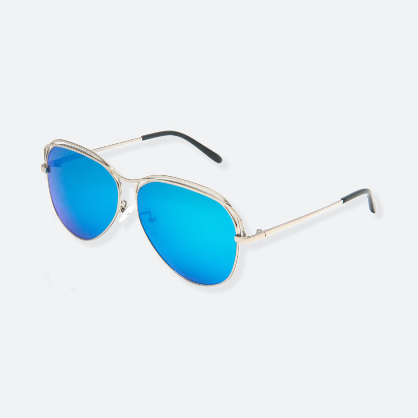 OhMart People By People - Aviator Sunglasses ( S030 - Blue ) 3