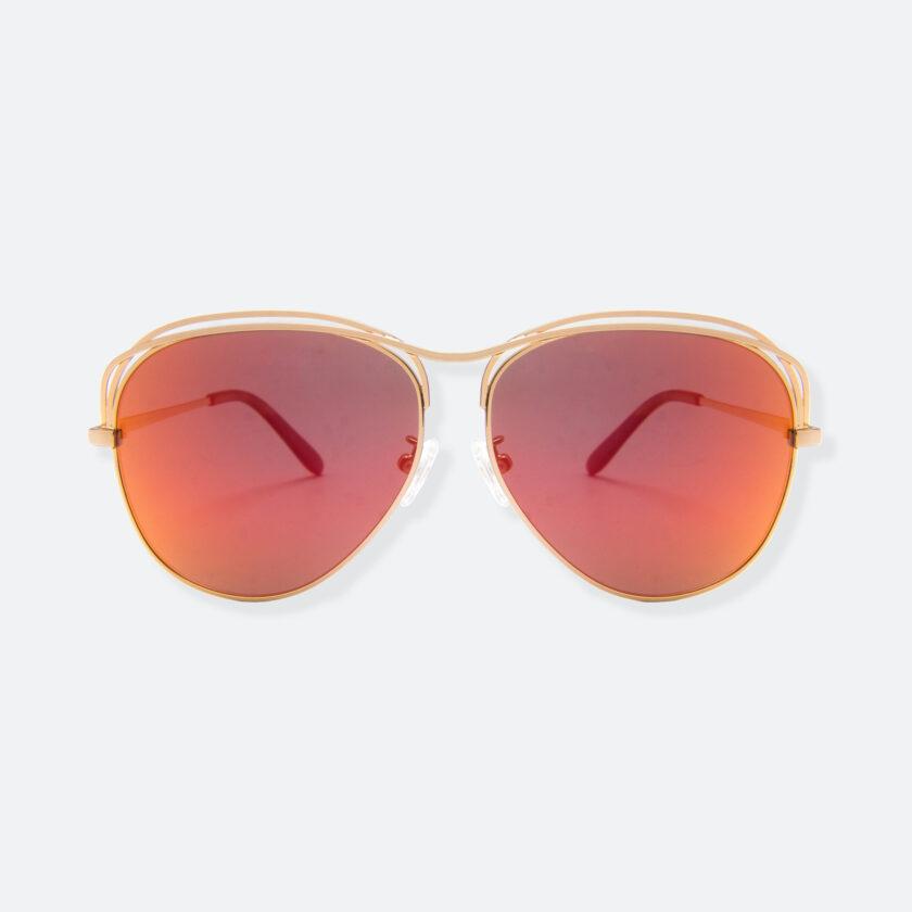 OhMart People By People - Aviator Sunglasses ( S030 - Orange ) 1