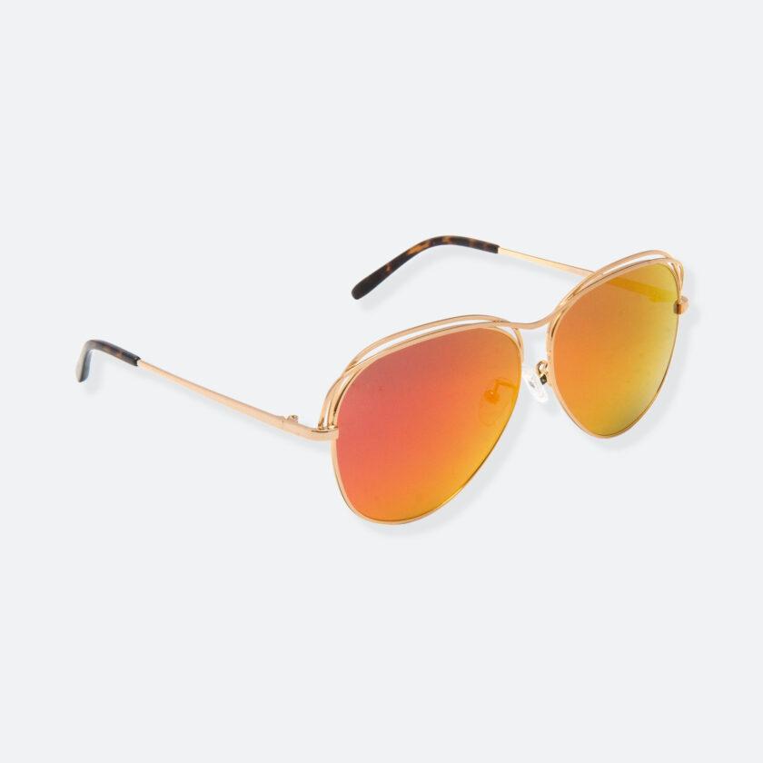 OhMart People By People - Aviator Sunglasses ( S030 - Orange ) 2
