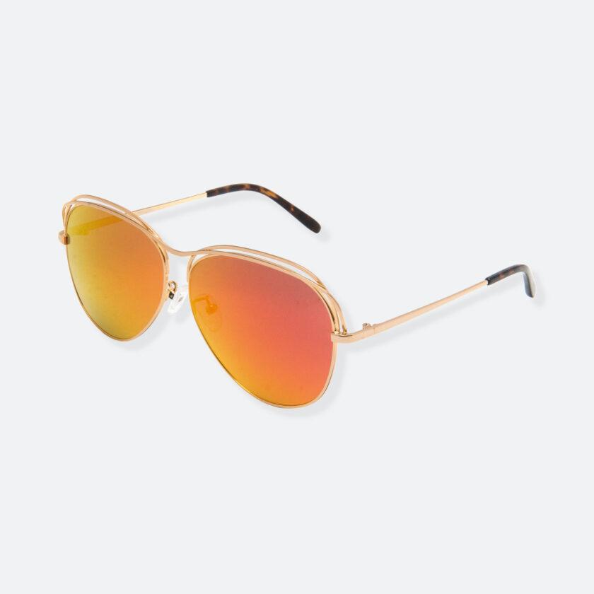 OhMart People By People - Aviator Sunglasses ( S030 - Orange ) 3