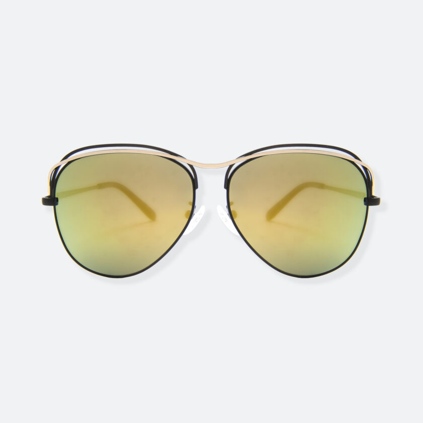 OhMart People By People - Aviator Sunglasses ( S030 - Yellow ) 1