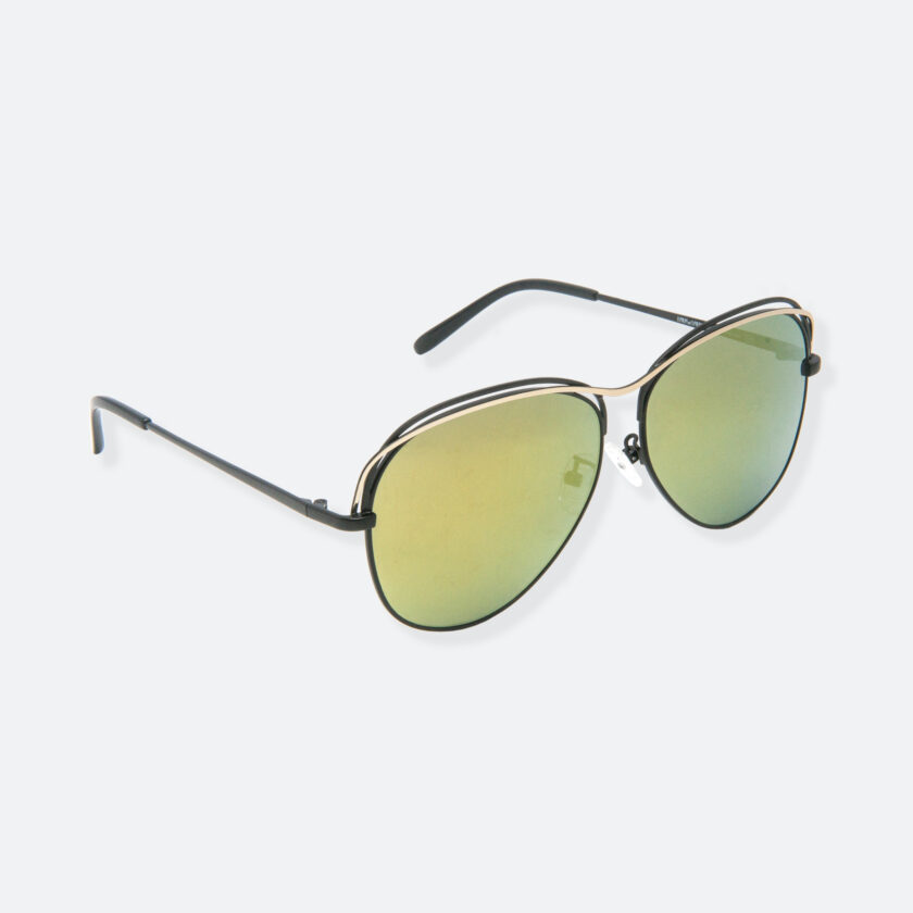 OhMart People By People - Aviator Sunglasses ( S030 - Yellow ) 2