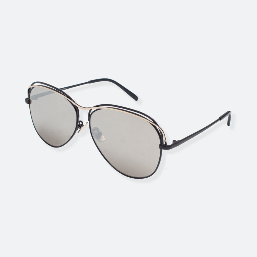 OhMart People By People - Aviator Sunglasses ( S030 - Gray ) 3