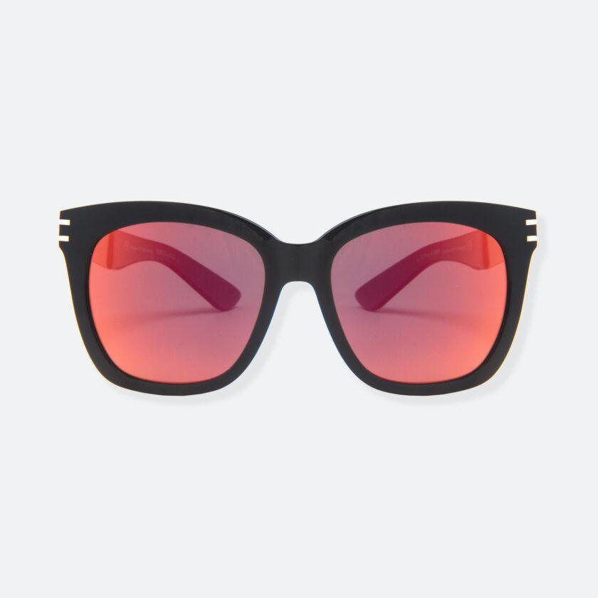 OhMart People By People - Wellington Acetate Sunglasses ( S031 - Orange / Black ) 1