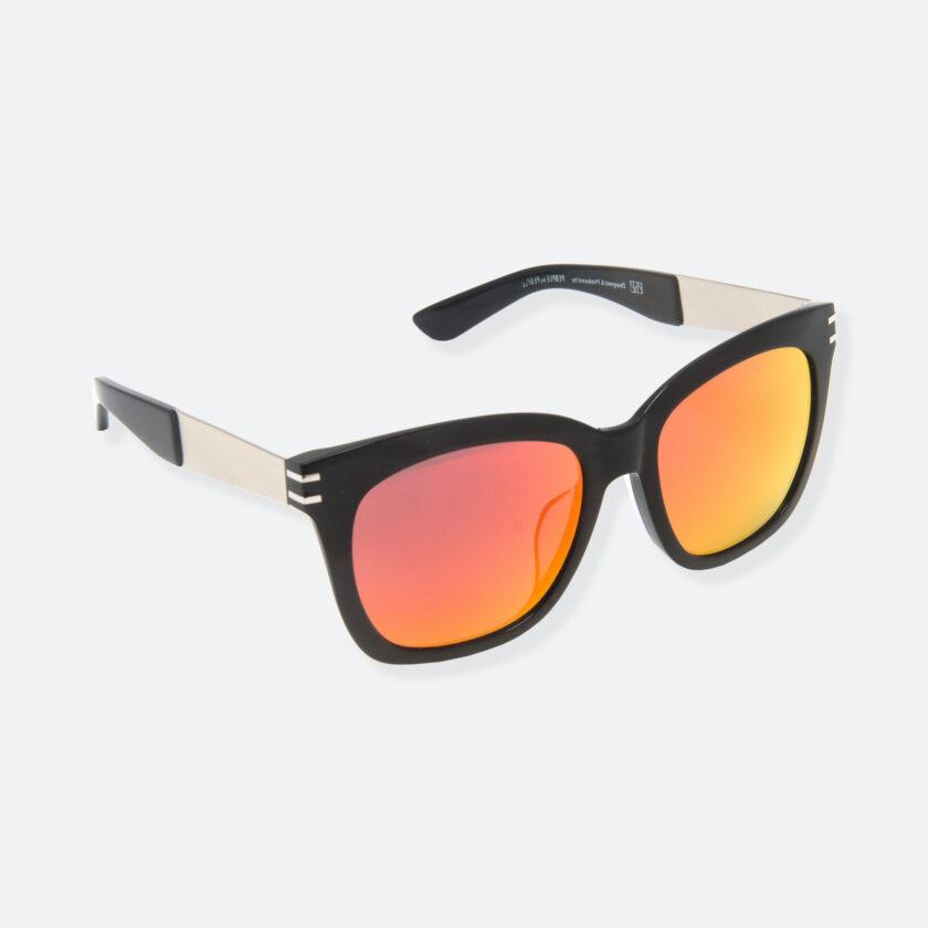 OhMart People By People - Wellington Acetate Sunglasses ( S031 - Orange / Black ) 2