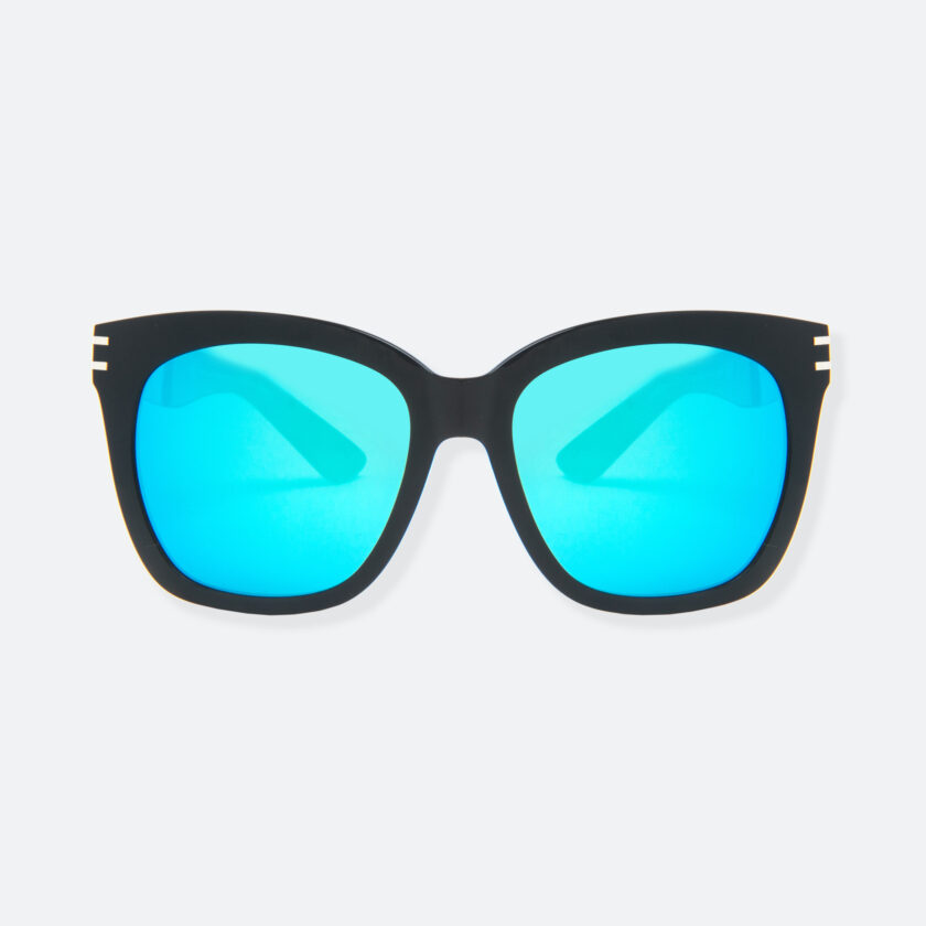 OhMart People By People - Wellington Acetate Sunglasses ( S031 - Light Blue / Black ) 1
