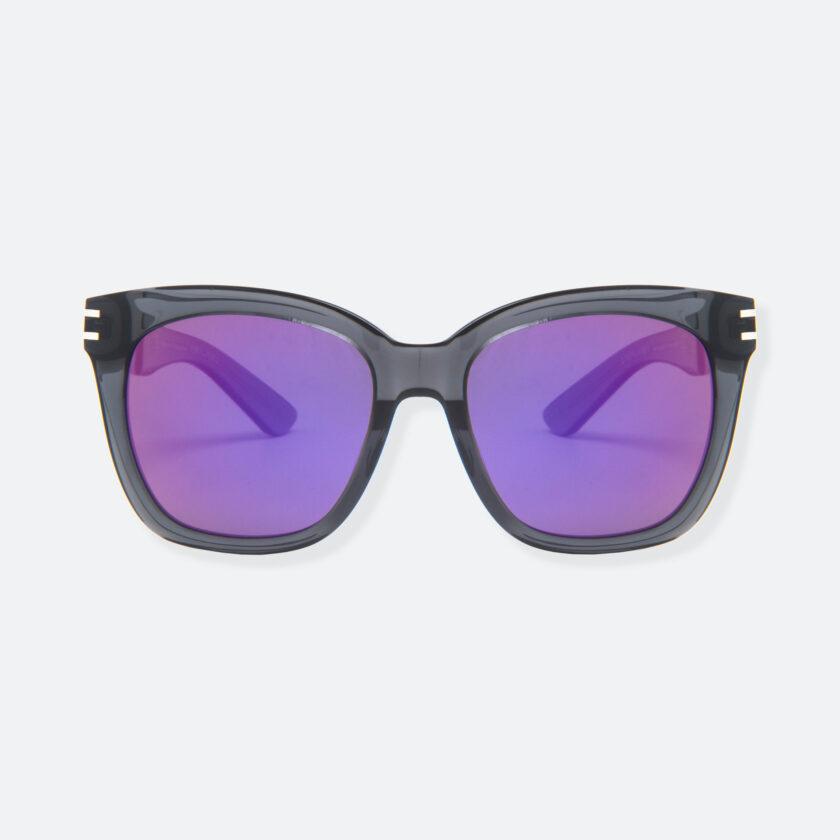 OhMart People By People - Wellington Acetate Sunglasses ( S031 - Purple / Transparent Black ) 1