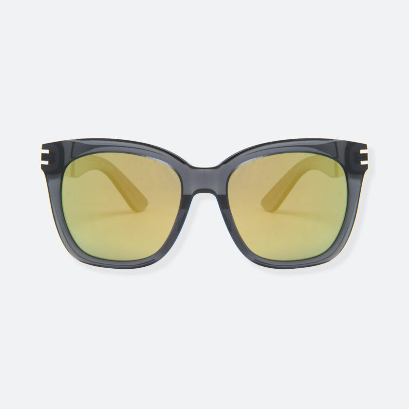 OhMart People By People - Wellington Acetate Sunglasses ( S031 - Yellow / Transparent Black ) 1