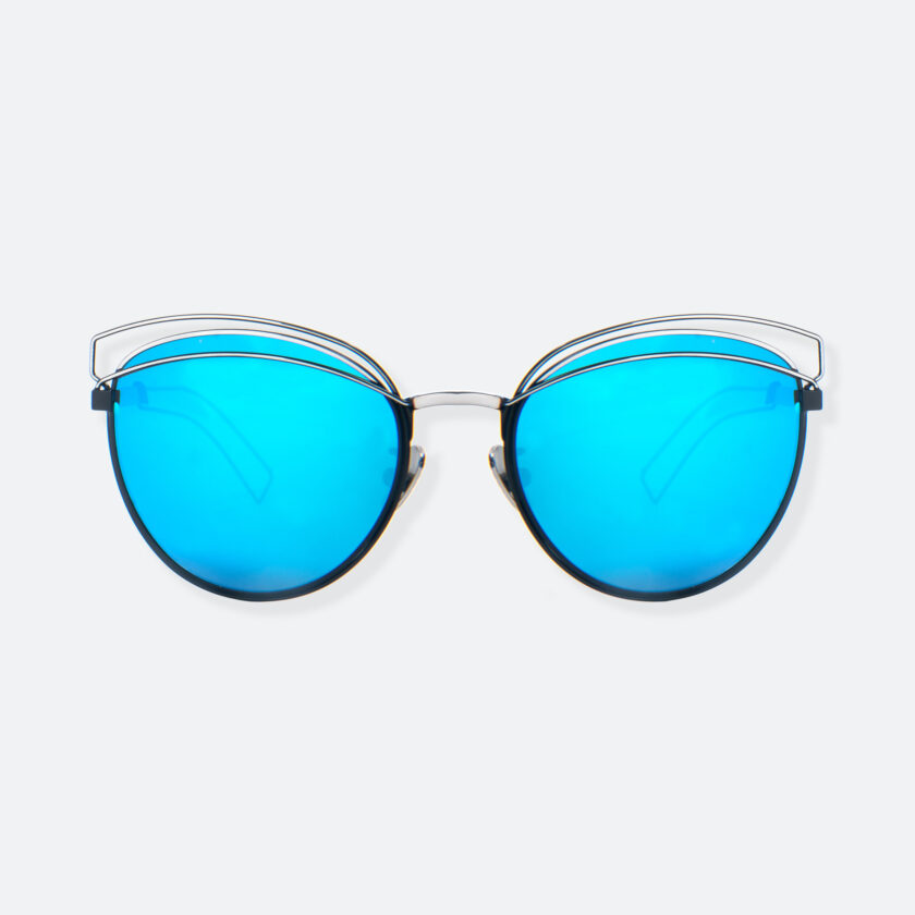 OhMart People By People - Aviator Sunglasses ( S034 - Blue ) 1