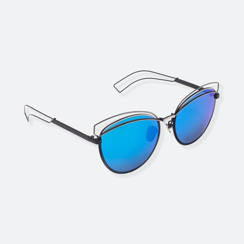 OhMart People By People - Aviator Sunglasses ( S034 - Blue ) 2