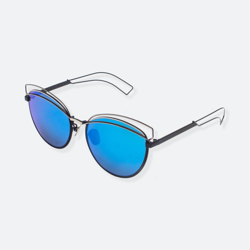 OhMart People By People - Aviator Sunglasses ( S034 - Blue ) 3