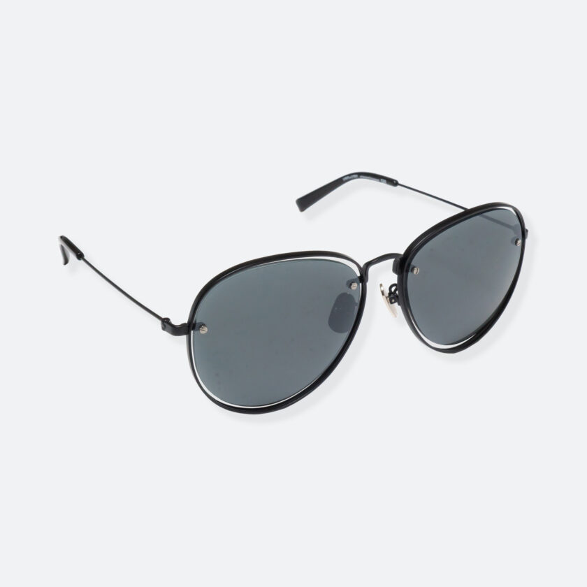 OhMart People By People - Aviator Sunglasses ( S035 - Black ) 2