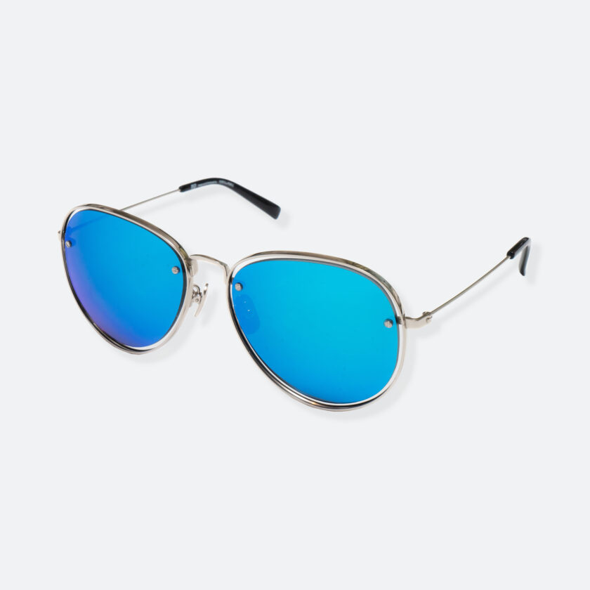 OhMart People By People - Aviator Sunglasses ( S035 - Blue ) 3