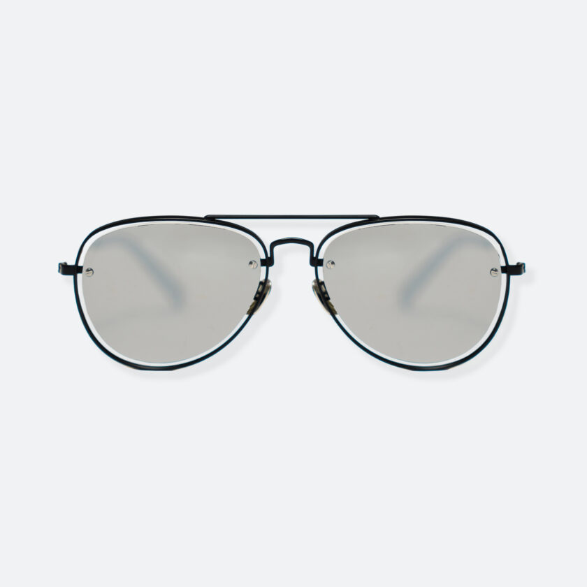 OhMart People By People - Aviator Sunglasses ( S037 - Black ) 1