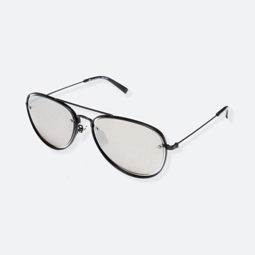 OhMart People By People - Aviator Sunglasses ( S037 - Black ) 3
