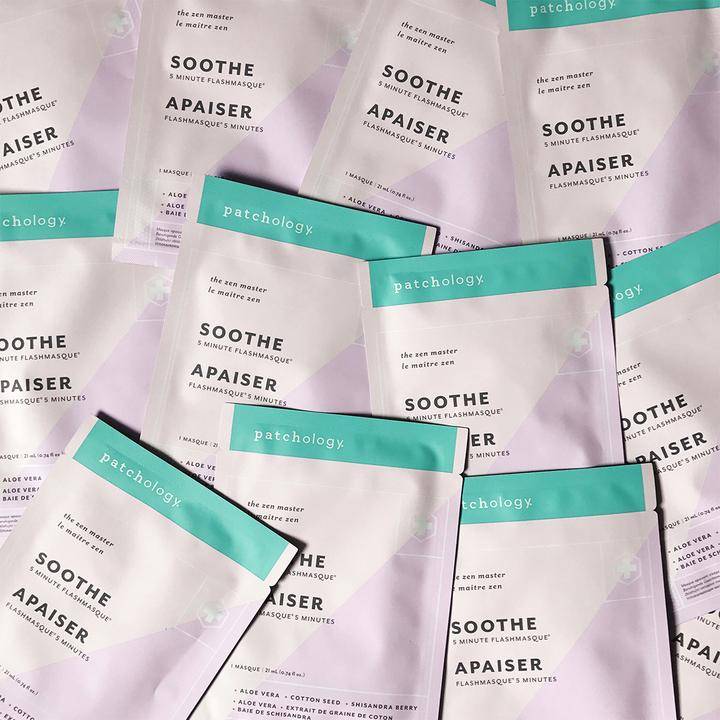 OhMart Patchology FlashMasque Soothe 5 Minute Sheet Mask 3
