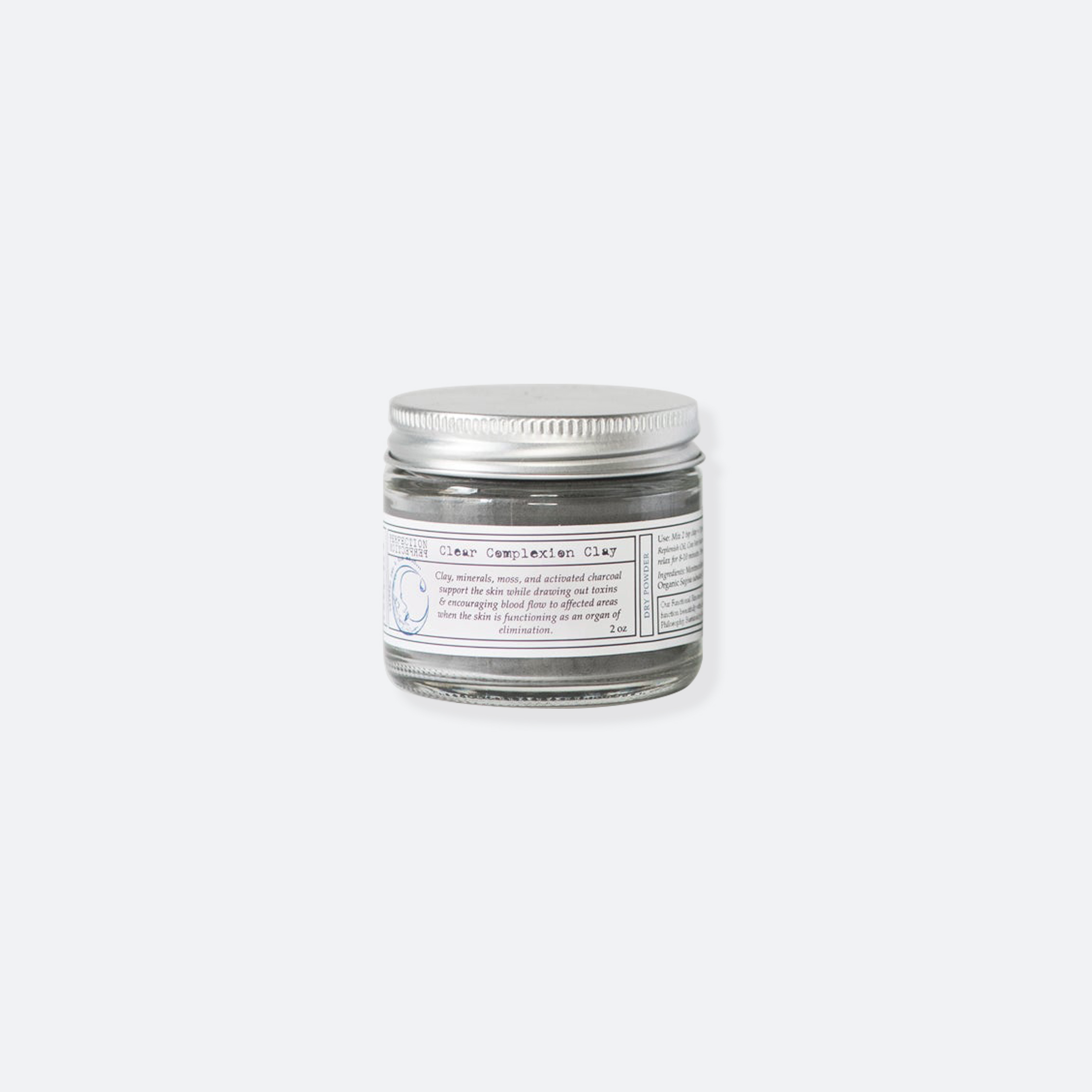OhMart Between You & the Moon – Clear Complexion Clay Mask 60ml 1
