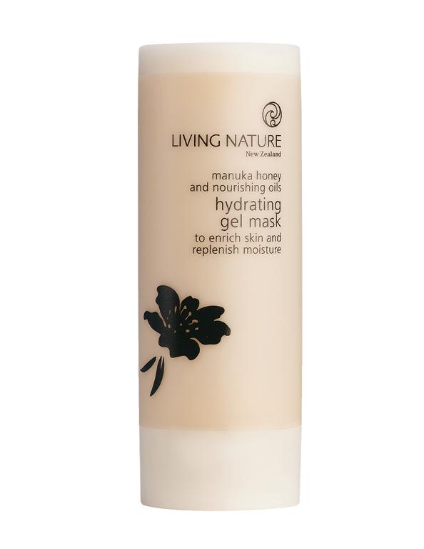 OhMart Living Nature Hydrating Gel Mask 2