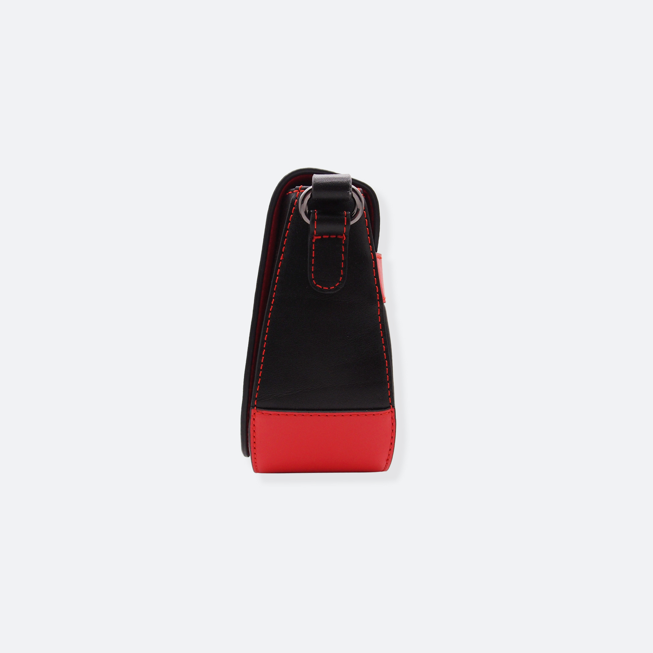 OhMart POP! Bag(Black-Red) 2