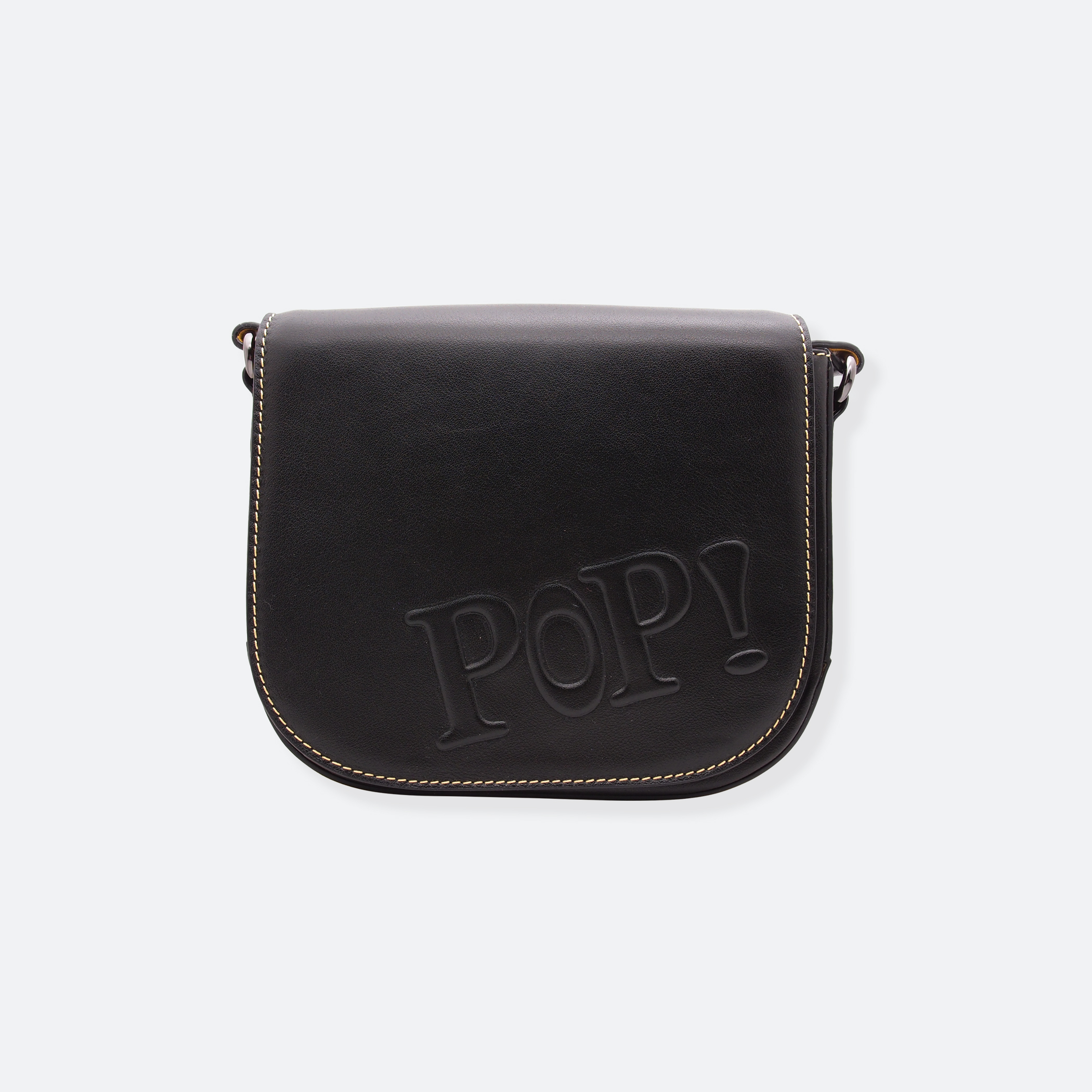 OhMart POP! Bag(Black-Yellow) 1