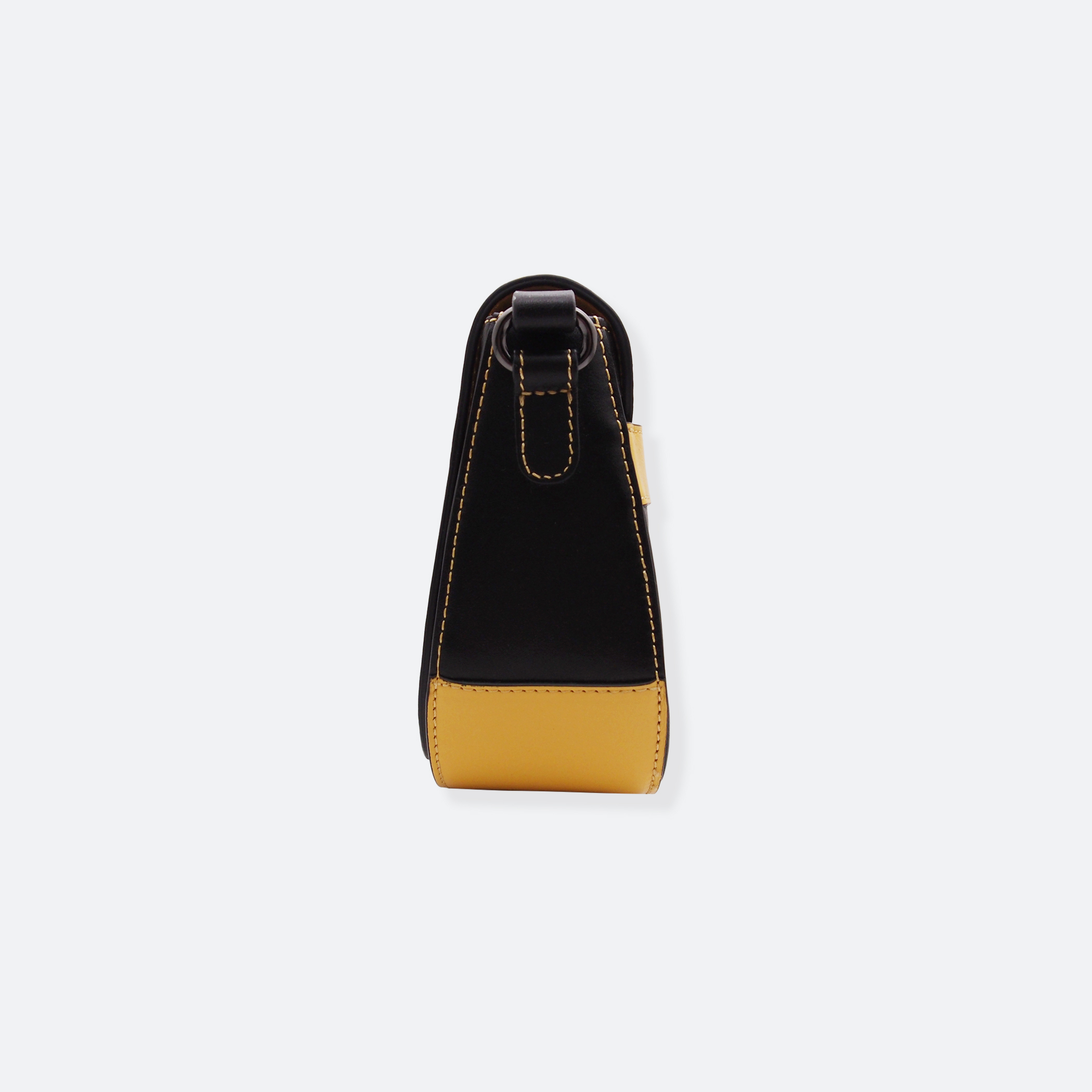OhMart POP! Bag(Black-Yellow) 2