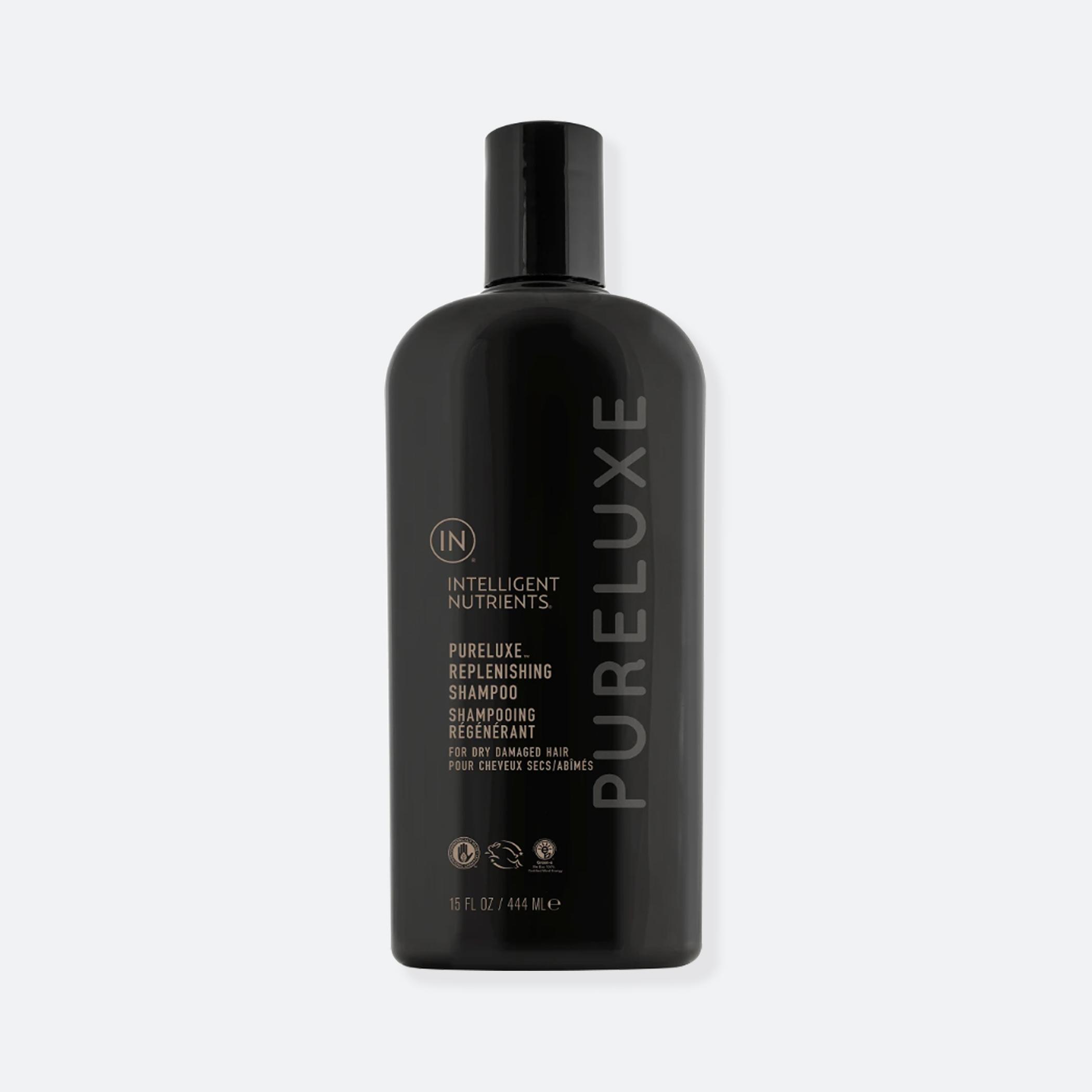 OhMart Intelligent Nutrients Pureluxe Replenishing Shampoo 1