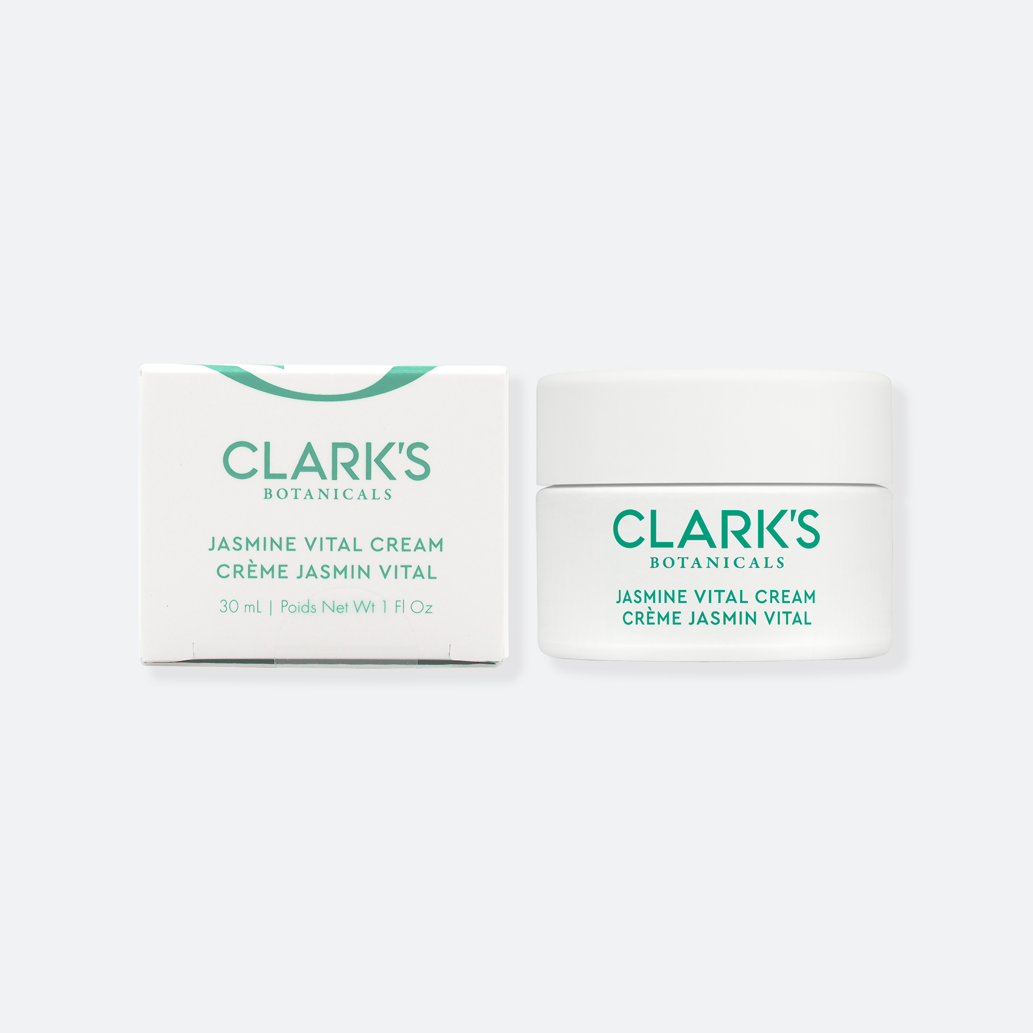 OhMart Clark's Botanicals Jasmine Vital Cream 1