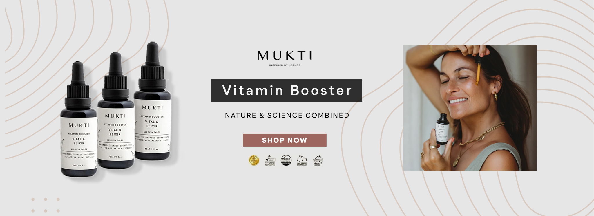Mukti Vitamin Booster