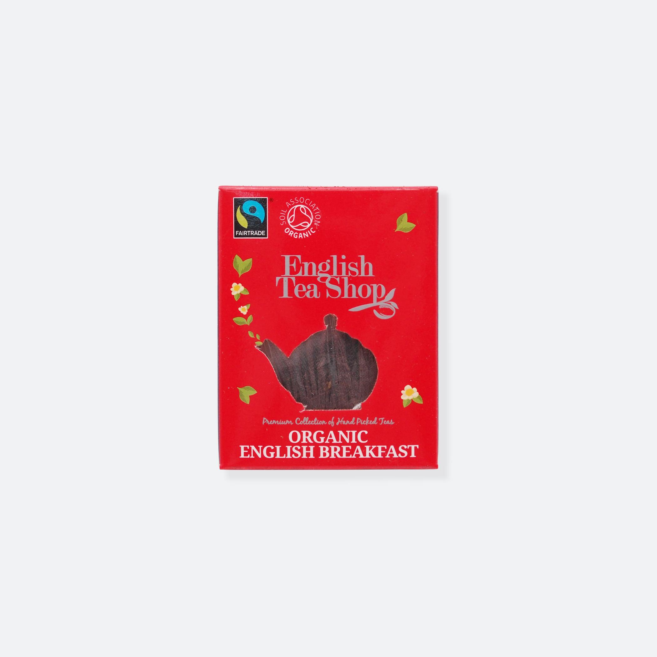 OhMart English Tea Shop - Organic English Breakfast 1