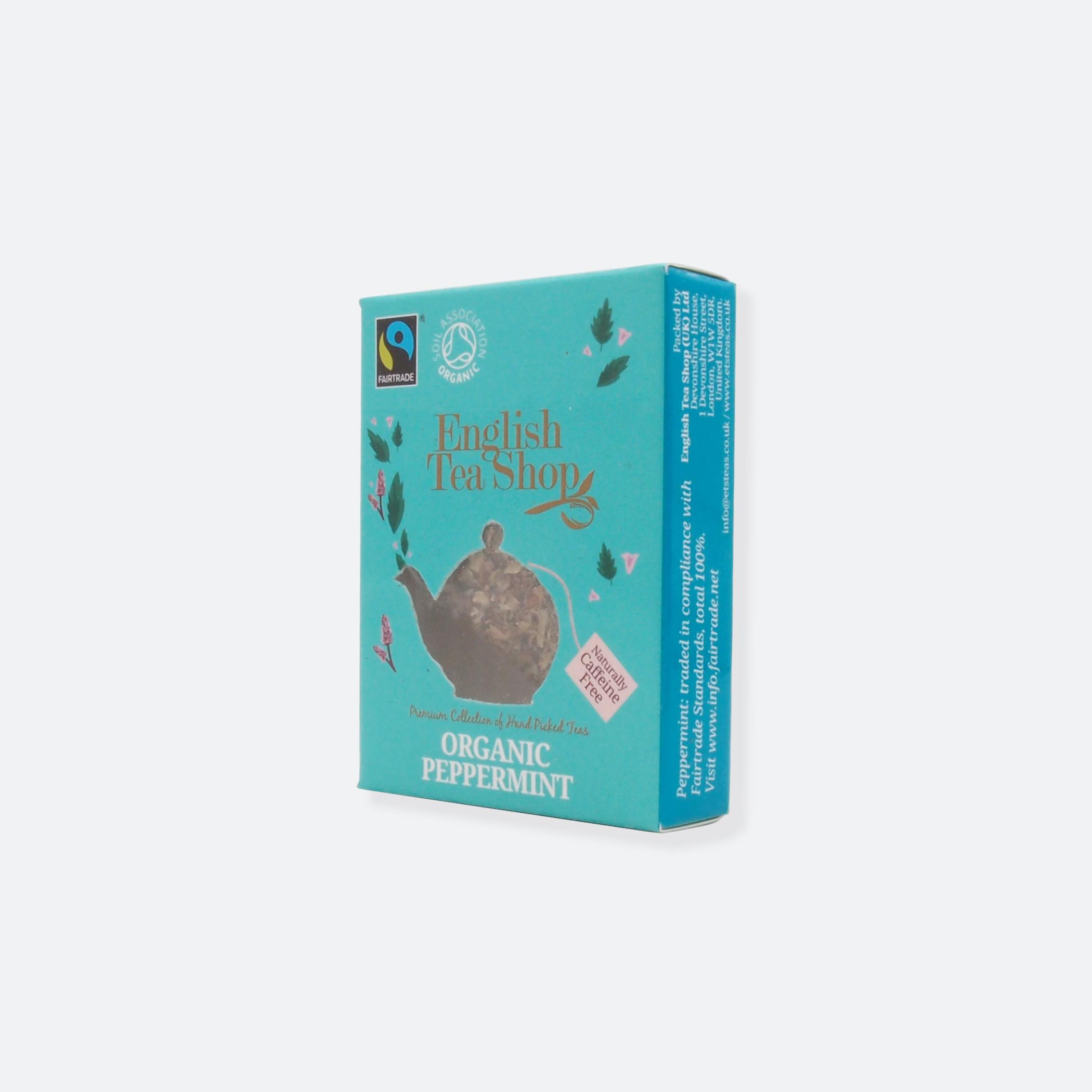 OhMart English Tea Shop - Organic Peppermint 2