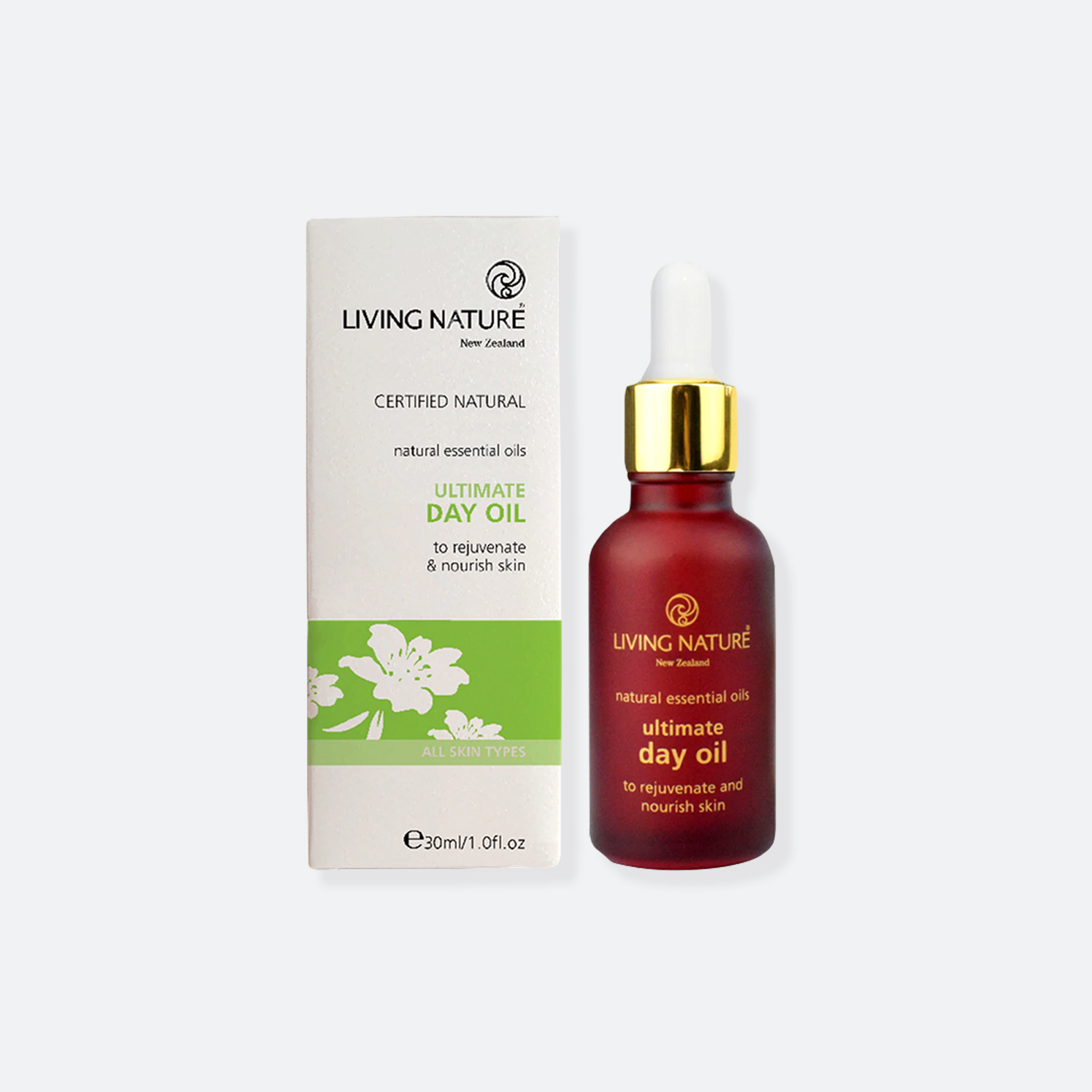OhMart Living Nature Ultimate Day Oil 1
