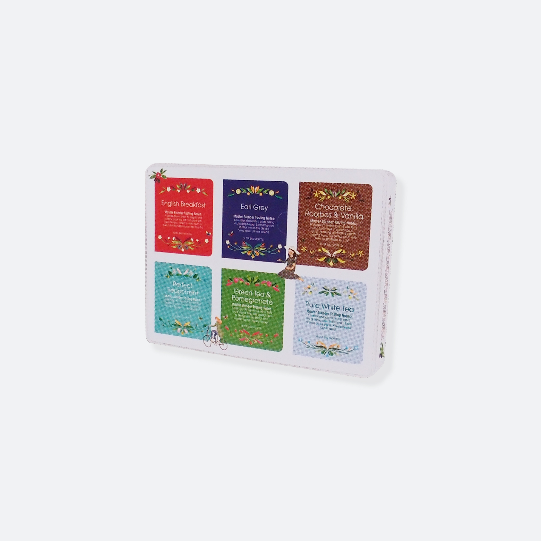OhMart English Tea Shop Organic - The Luxury Tea Collection 4