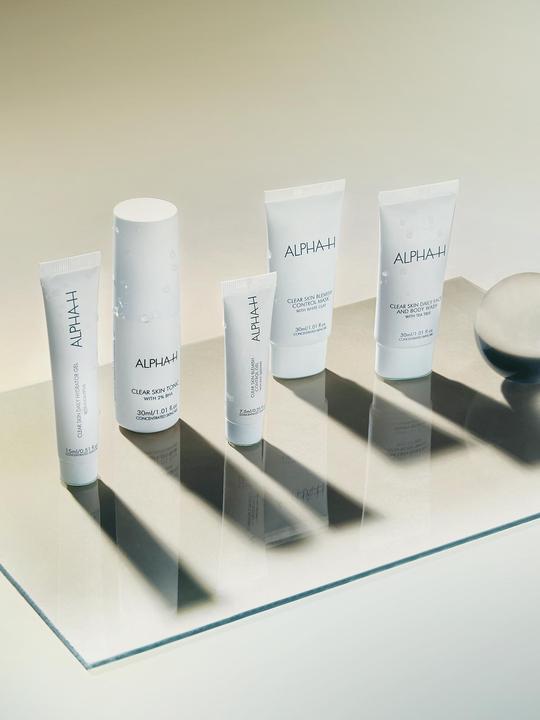 OhMart Alpha-H Clear Skin Kit 5 Piece 2